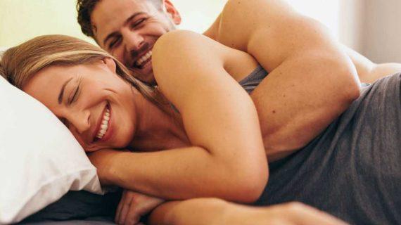 Hábitos sexuales que tienen las parejas felices.
